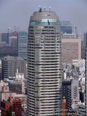 Photo of Atago Green Hills Forest Tower in Tokyo, Kanto