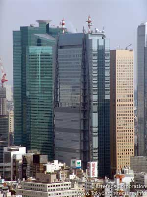 Photograph of Nippon Television Tower