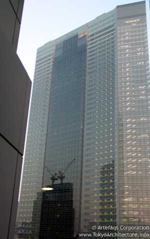 Photo of Shiodome City Center in Tokyo, Kanto