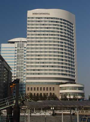 Photo of Hotel Intercontinental Tokyo Bay