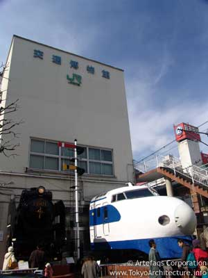 Photo of Transportation Museum in Tokyo, Kanto