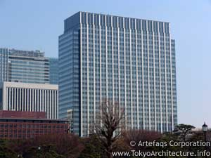Photo of Meiji Yasuda Life Building