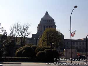 Photo of National Diet Building