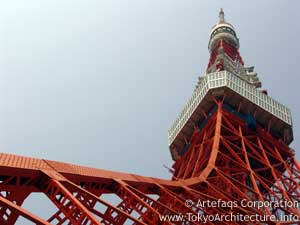 Photo of Tokyo Tower in Tokyo, Kanto
