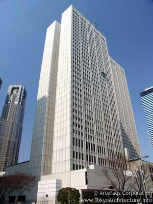 Keio Plaza Hotel - South Tower in Tokyo, Kanto