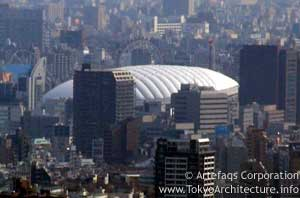 The Tokyo Dome in Tokyo, Kanto