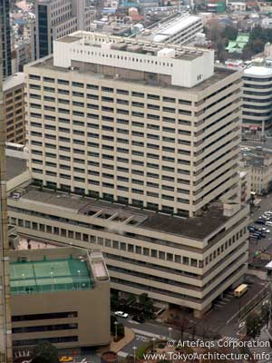 Photo of Tokyo Medical University Hospital in Tokyo, Kanto