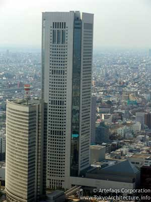 Photo of Tokyo Opera City Tower in Tokyo, Kanto