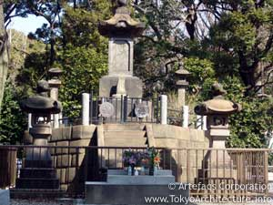 Photo of Tomb of the Shogi Tai