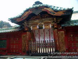 Photo of Toshogu Shrine in Tokyo, Kanto