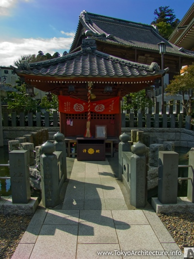 Photo of Naritasan Shinshoji Temple Benzaitendo Hall in Narita City, Kanto