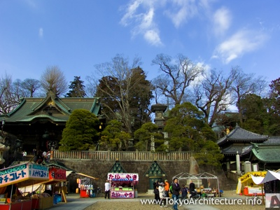 Naritasan Shinshoji Temple in Narita City, Kanto