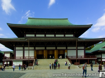 Photo of Naritasan Shinshoji Temple Great Hall