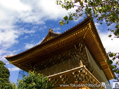 Photo of Naritasan Shinshoji Temple Niomon Gate