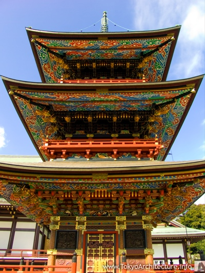 Photo of Naritasan Shinshoji Temple Three-Storied Pagoda